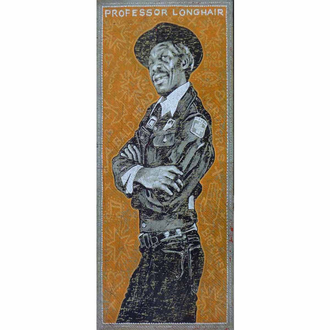Professor Longhair - Jon Langford - Yard Dog Art