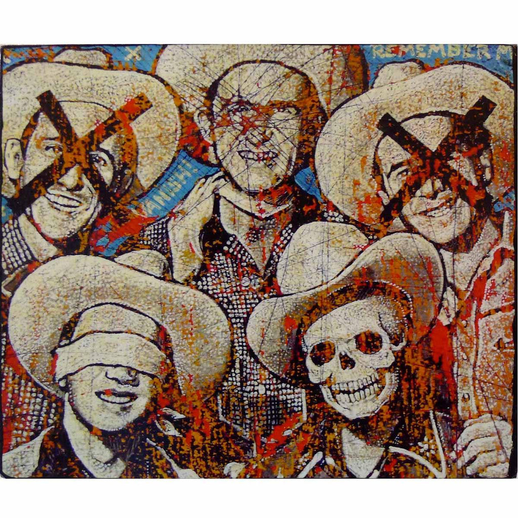Horizon Boys Vanish! - Jon Langford - Yard Dog Art