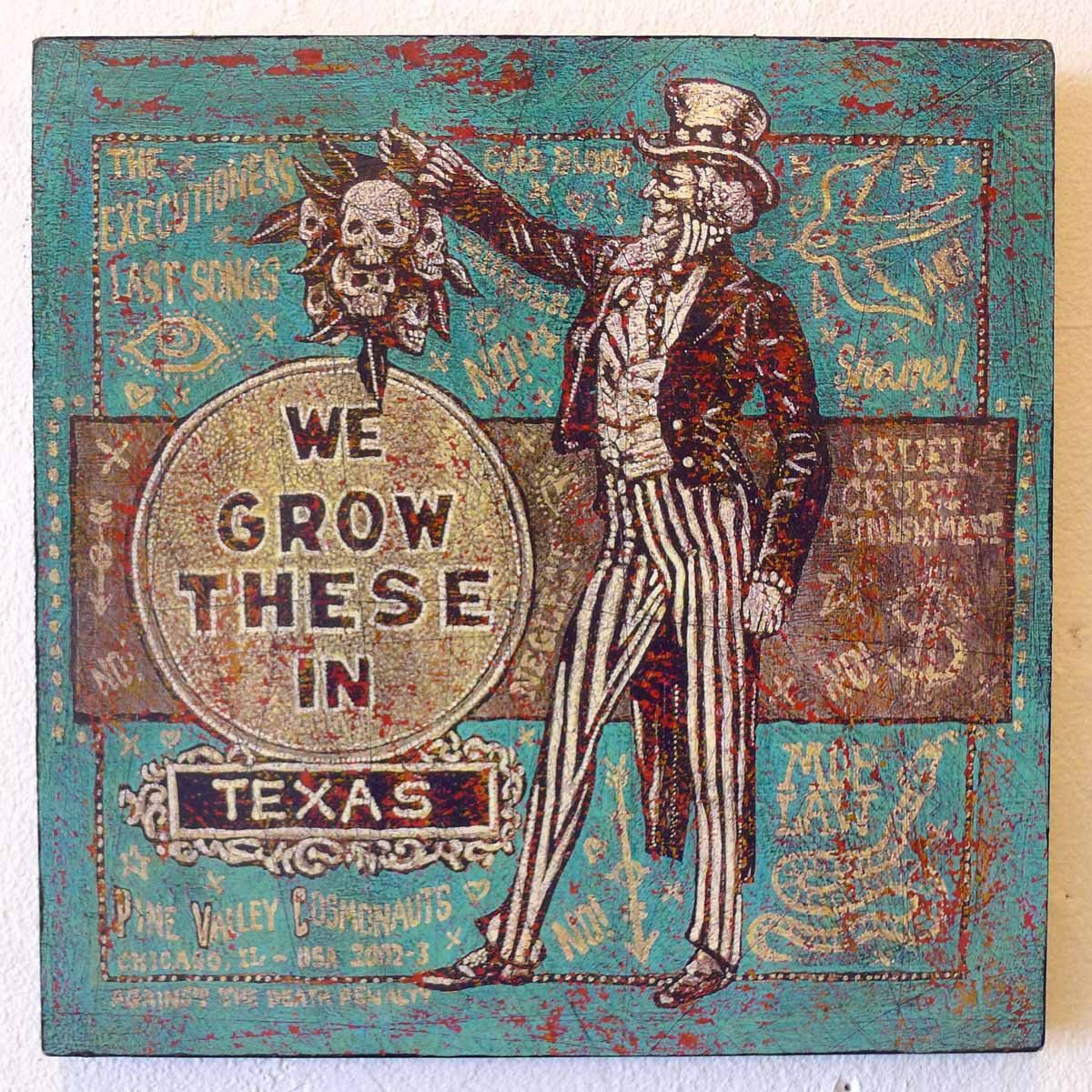 We Grow These - Jon Langford - Yard Dog Art