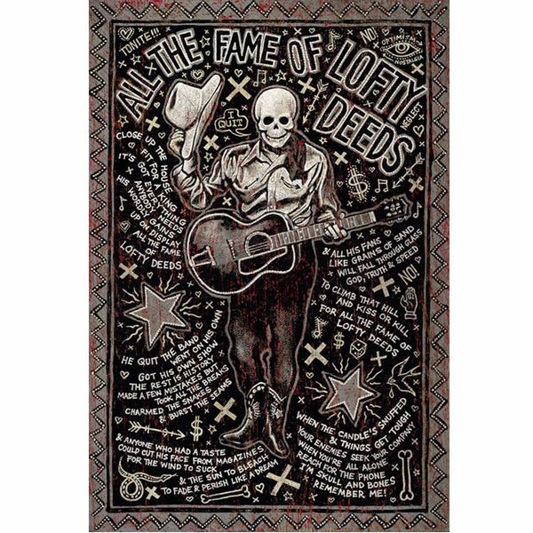 All The Fame - Jon Langford - Yard Dog Art