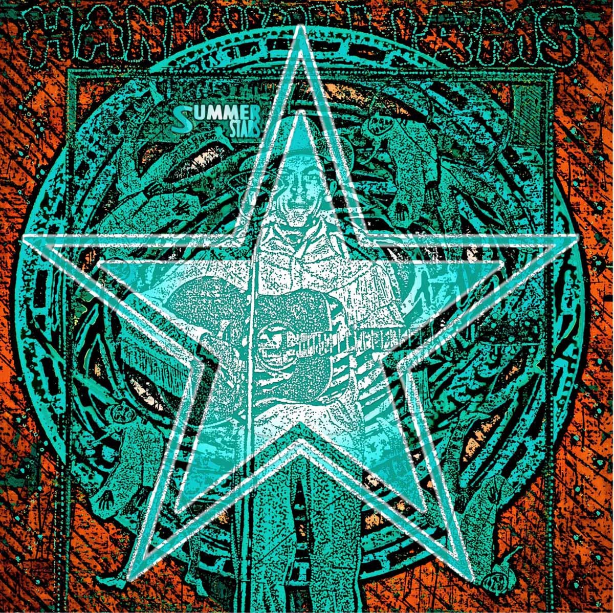 Summer Stars - Jon Langford - Yard Dog Art