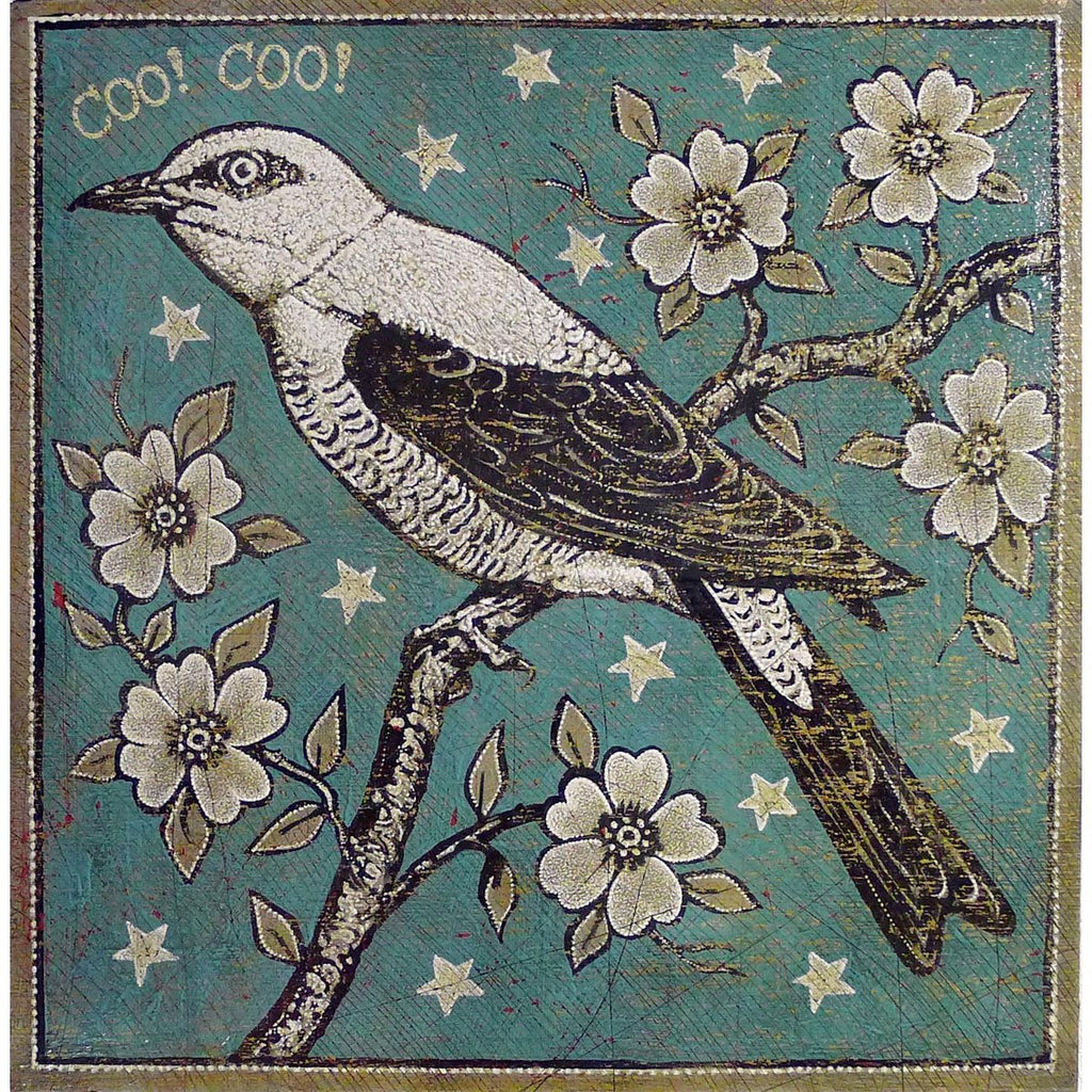Cuckoo Bird - Jon Langford - Yard Dog Art