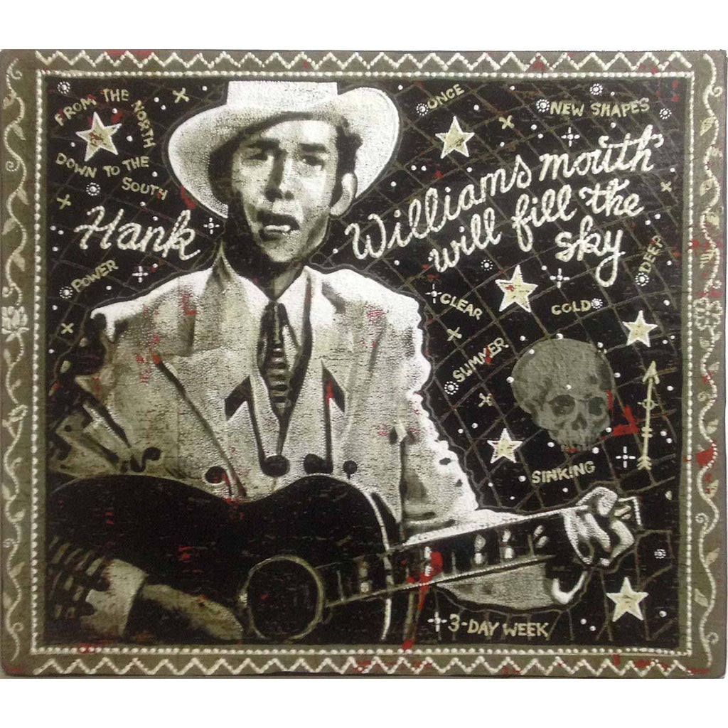 Hank - Summer Stars - Jon Langford - Yard Dog Art