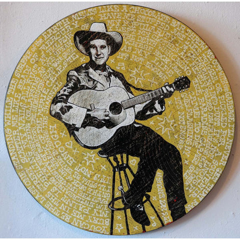 It's Not Enough - Jon Langford - Yard Dog Art