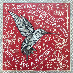Mystery - Jon Langford - Yard Dog Art
