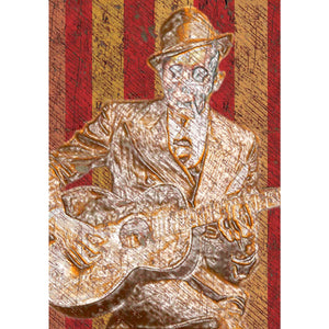 Murder Ballads - Jon Langford - Yard Dog Art