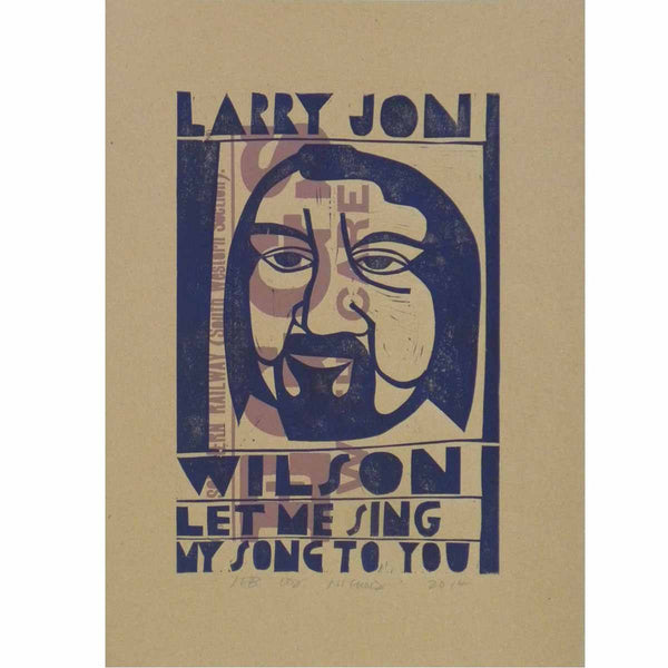 Larry Jon Wilson - Jeb Loy Nichols - Yard Dog Art