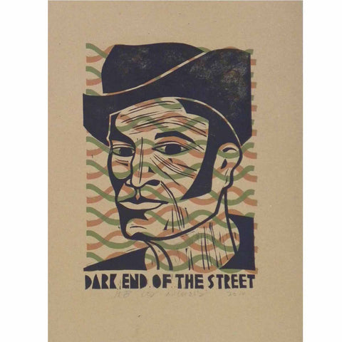 Dark End Of The Street - Jeb Loy Nichols - Yard Dog Art