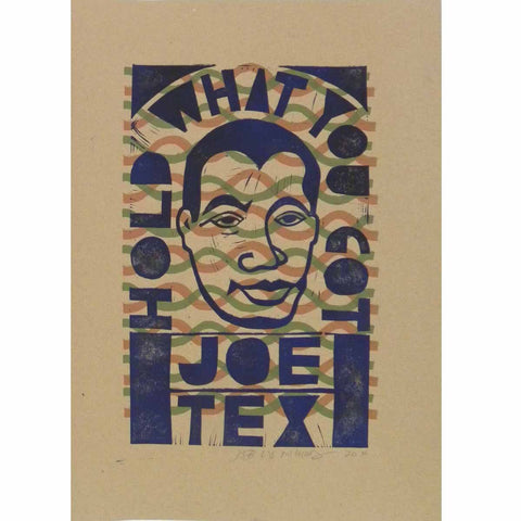 Joe Tex - Jeb Loy Nichols - Yard Dog Art