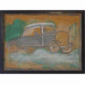 Old Car - Jimmy Lee Sudduth - Yard Dog Art
