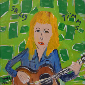 Sally Timms - Lamar Sorrento - Yard Dog Art