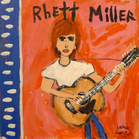 Rhett Miller - Lamar Sorrento - Yard Dog Art