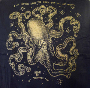 Octopus Tee Shirt - Women's - Yard Dog - Yard Dog Art