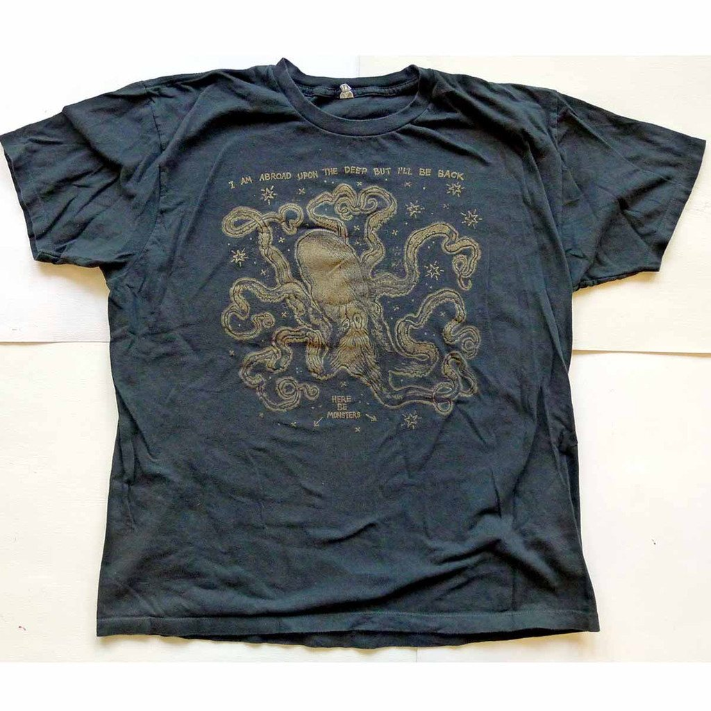 Octopus Tee Shirt - Men's