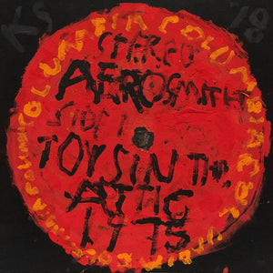 Aerosmith - Toys In The Attic - Kerry Smith - Yard Dog Art