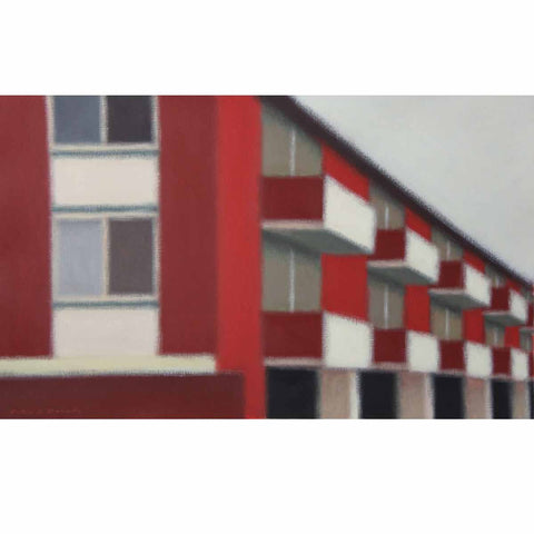 Apartments - Peter O'Doherty - Yard Dog Art