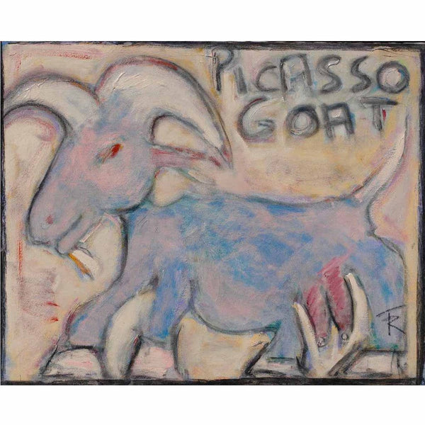 Picasso's Goat - Tom Russell - Yard Dog Art