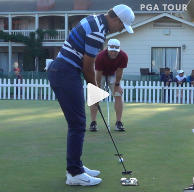 Cameron Champ - Putting Alignment Mirror