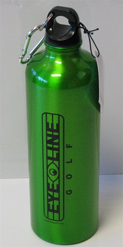 EyeLine Aluminum Water Bottle