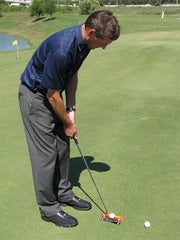 OPEN BOX-Hank Haney's Putting Impact System
