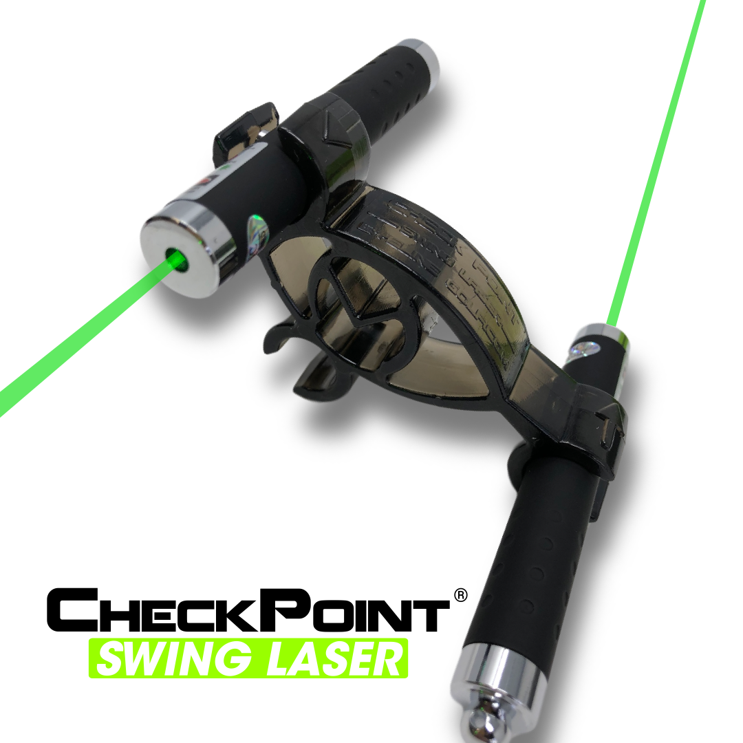 SHIPS 5/29 - CHECK POINT SWING LASER - NEW ITEM!