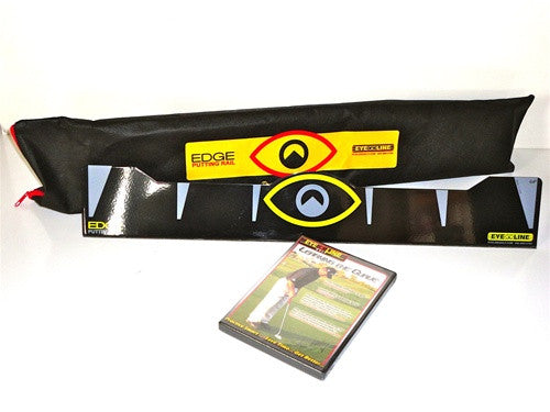 Stan Utley DVD & Edge Putting Rail Bundle - STRONG ARC