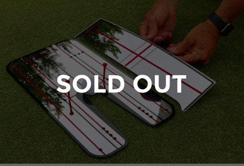 SOLD OUT- Shoulder Mirror for Classic Putting Mirror (large) - OPEN BOX/DEMO UNITS