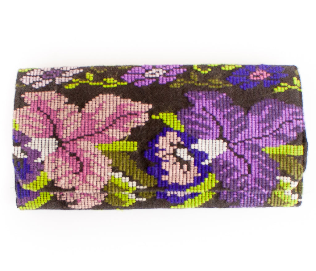 Huipil Clutch Wallet #2