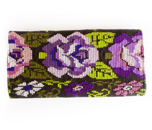 Huipil Clutch Wallet #3