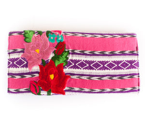 Huipil Clutch Wallet #4