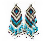 Huichol Fringe Earrings