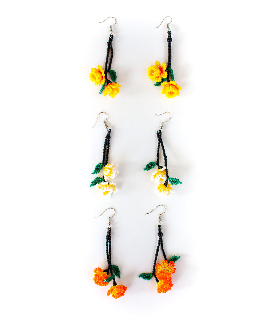 Floral Blooms Earrings