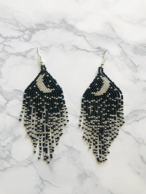 Luna Fringe Earrings