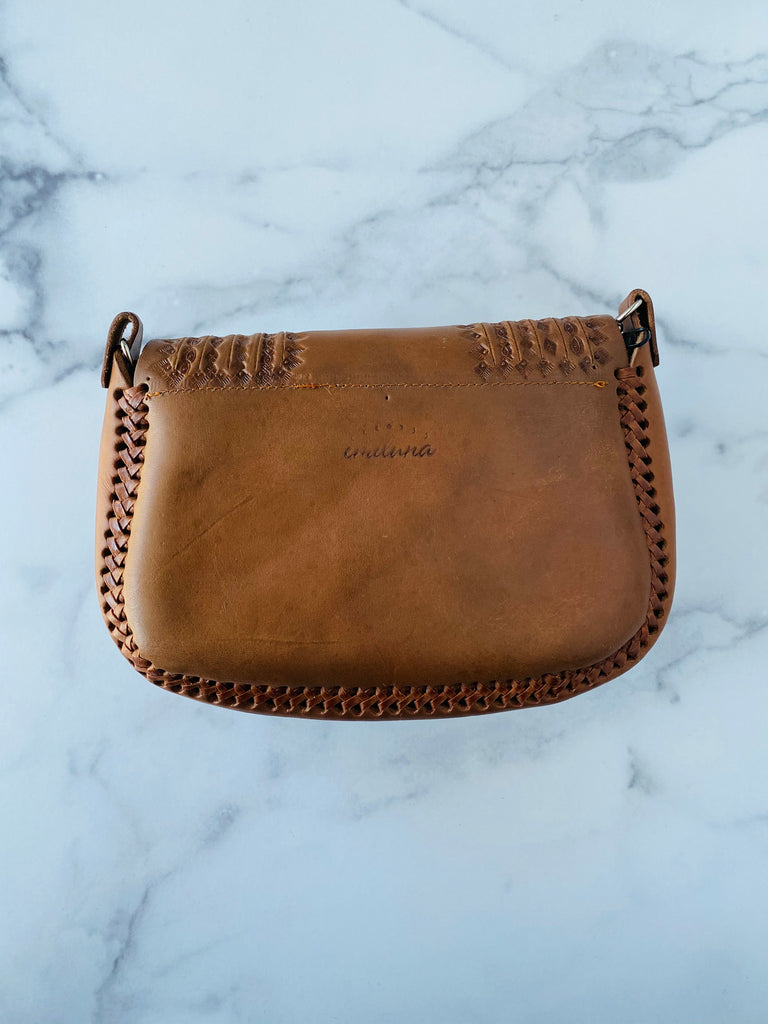 Chiapas Small Flap Crossbody
