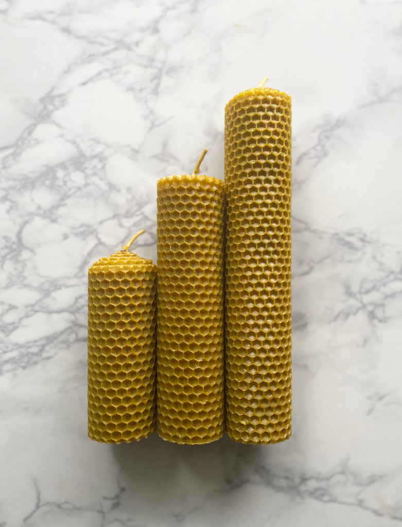 Honeycomb Candles