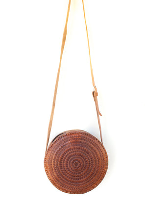 Chiapas Large Round Crossbody