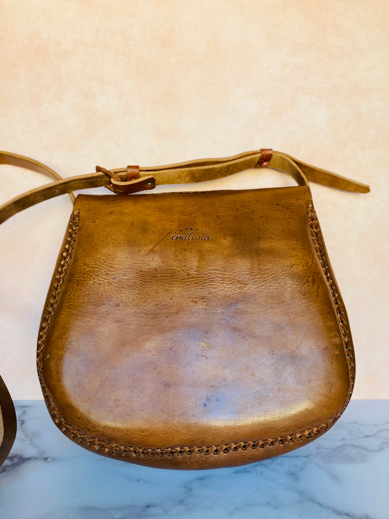 Chiapas Saddle Bag Crossbody