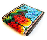Huichol Men's Wallet