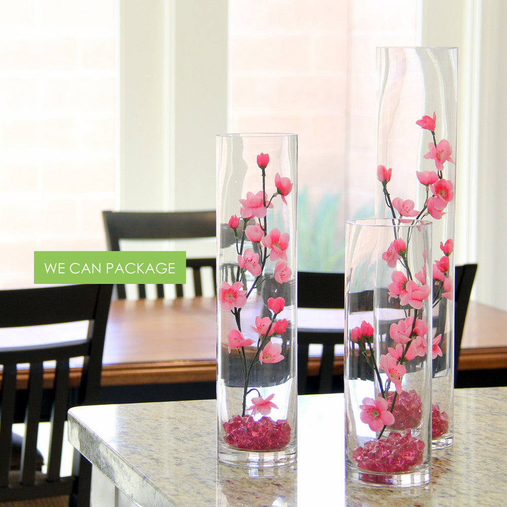 Cherry blossom wedding centerpieces decor