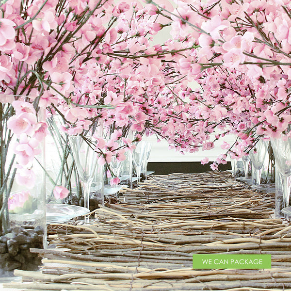Cherry Blossom Table Decorations We Can Package
