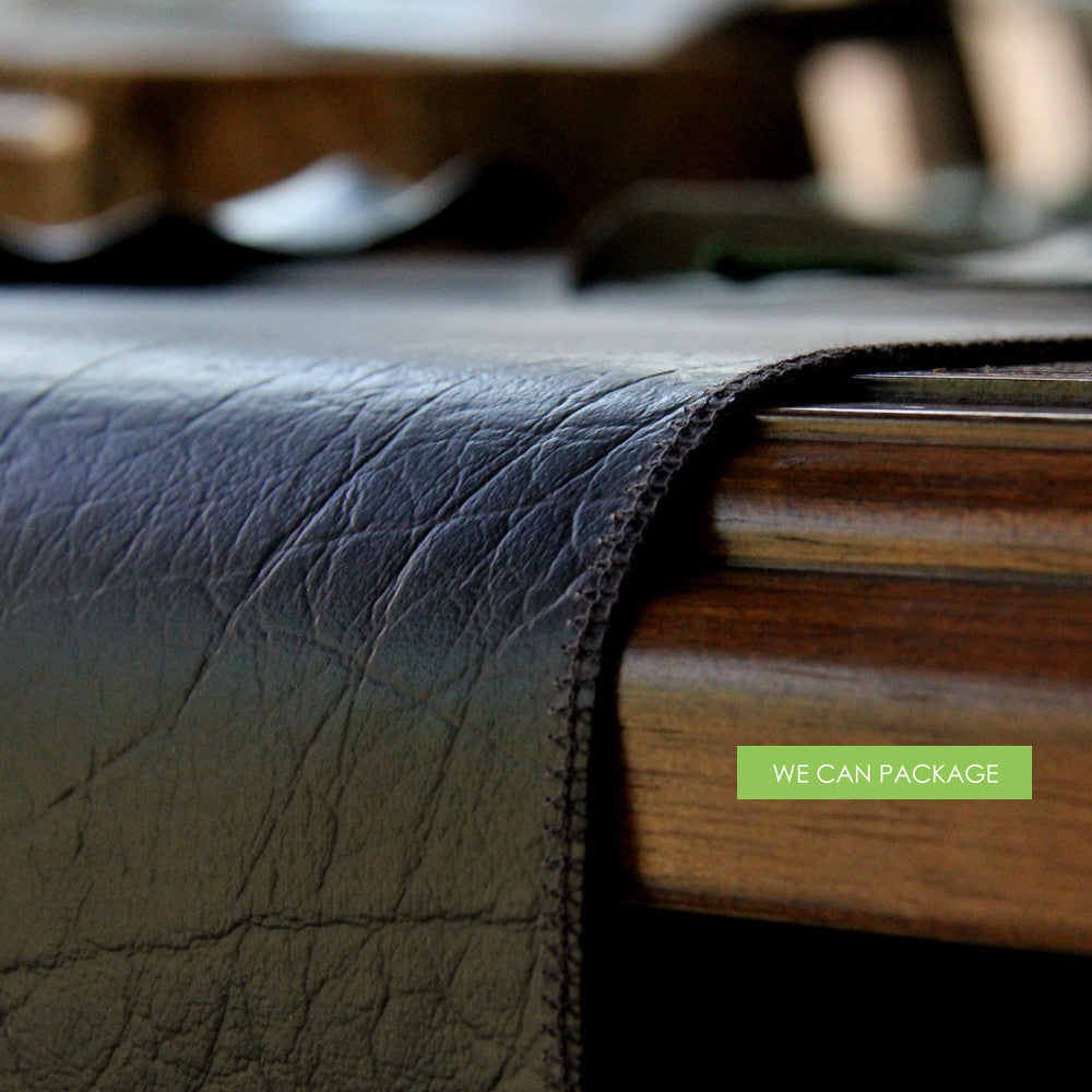 Good Leather Table Runner; Black Leather Table Runner; Black Table Runner