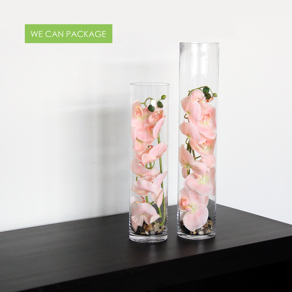 White Orchid | Orchid Vase | Orchid Decoration | Wedding Centerpiece ...