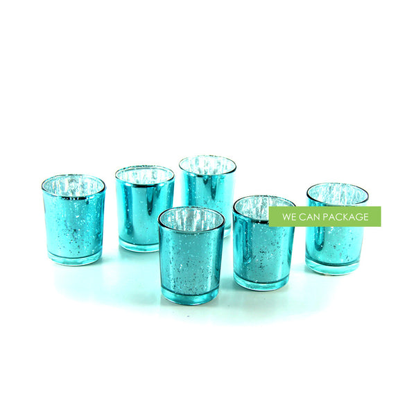 Turquoise Votive Candle Holders Votive Cups Glass Bulk