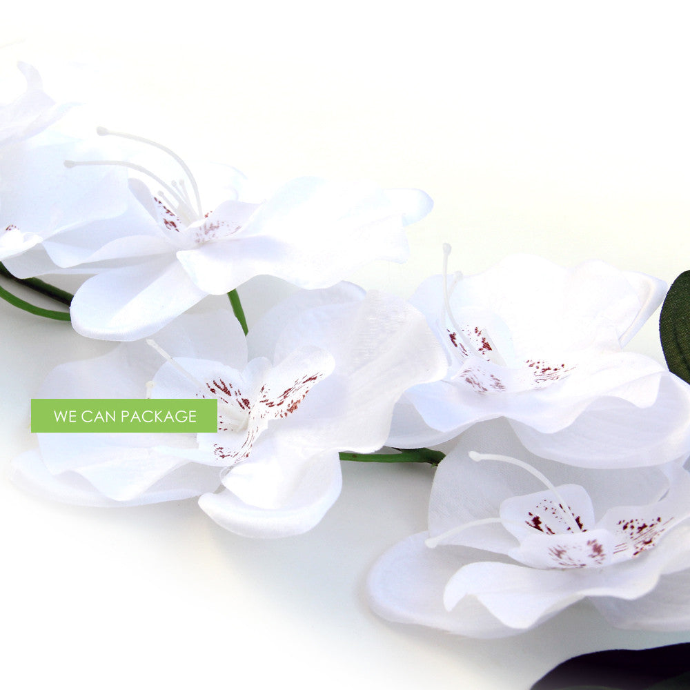 White Orchid Branch Orchid Centerpieces Table Centerpiece Ideas