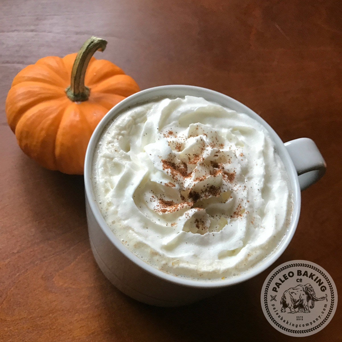Spooky Pumpkin Spice Latte Adult Beverage