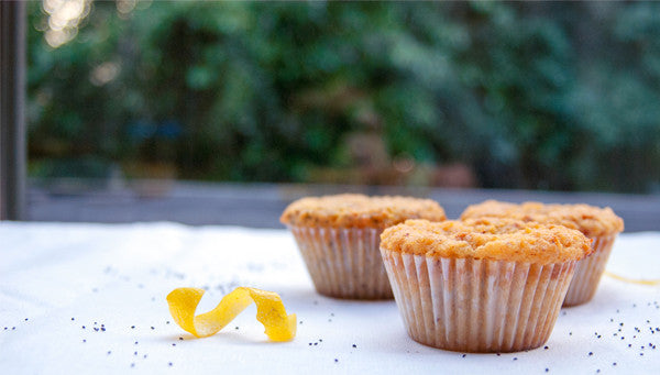 Paleo Lemon Poppyseed Cake & Muffin Mix