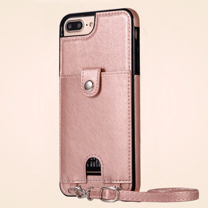 Leather case with belt