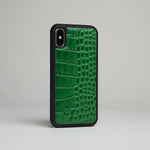 Leather Case Crocodile