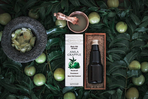Bindu's Herbal Amla Grapple