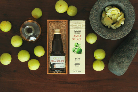 Bindu's Herbal Amla Splash